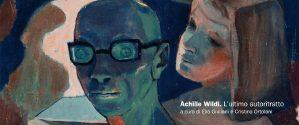 Achille Wildi - L'ultimo autoritratto - Comunicato stampa presentazione
