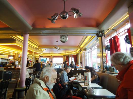 Cafè des 2 moulins - foto C. Ortolani
