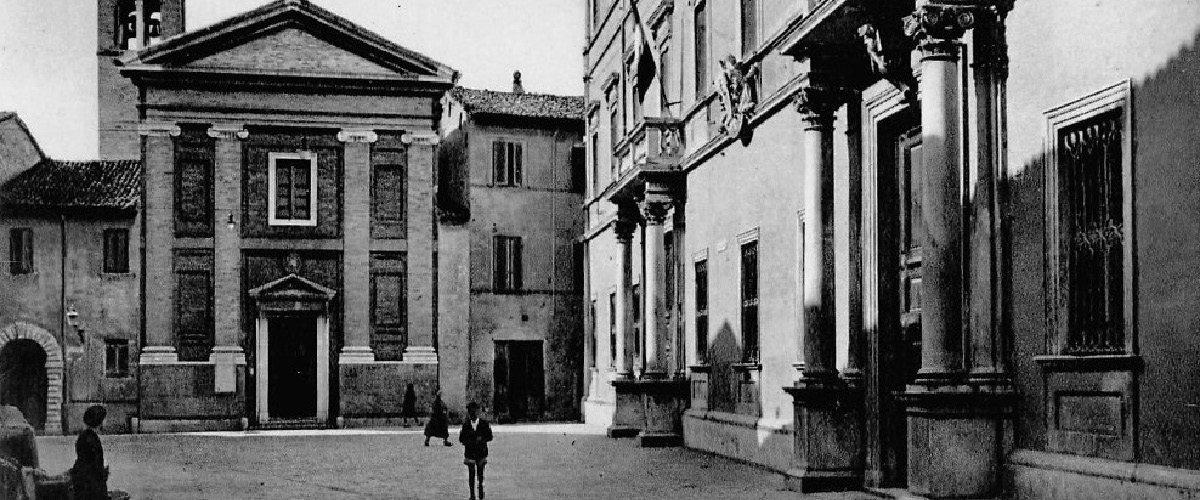 """Pesaro, anni Trenta del '900. Il Liceo musicale """"G. Rossini"""""""