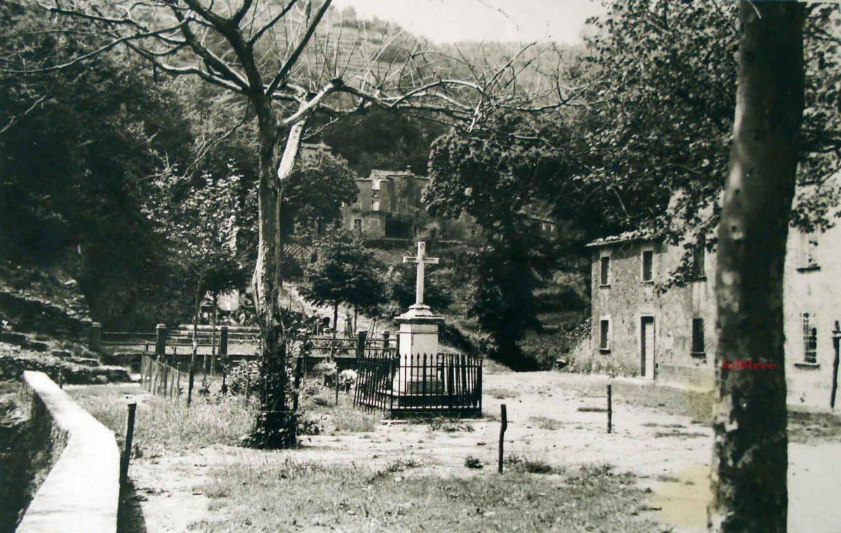 Sant'Anna di Stazzema, il luogo della fossa comune