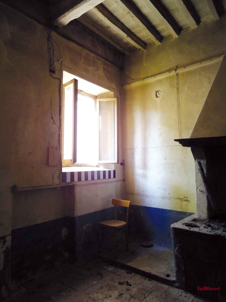 Rio Salso - Casa Tombari-Busetto, la cucina