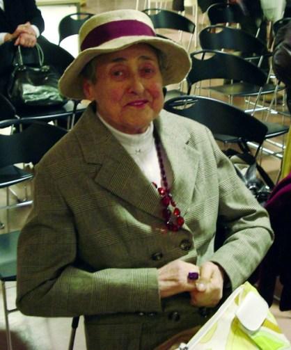 Maria Teresa Badioli, Pesaro 2009
