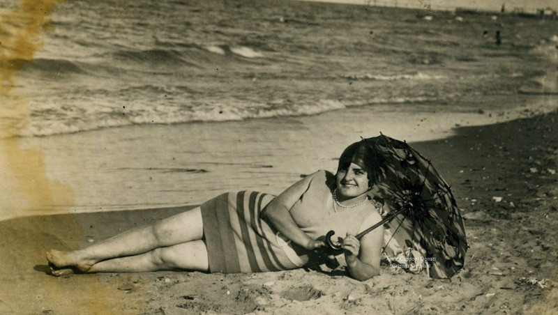 Ilde Donati, Pesaro anni '20