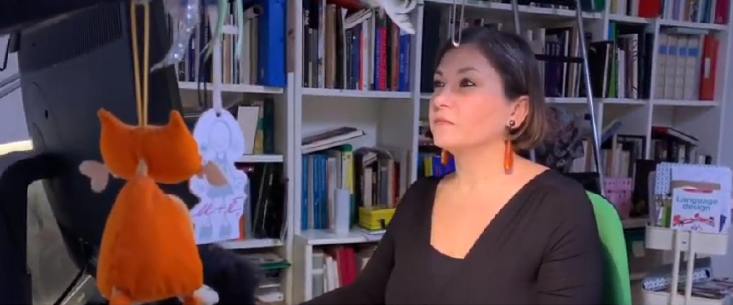 Cristina Ortolani - intervista di Alberto Pancrazi per La Forza di cambiare