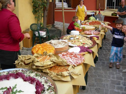 30 giugno 2007: la Memoteca fa tappa a Tavullia