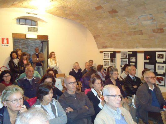 """Sant'Angelo in Lizzola, 19 ottobre 2013. Presentazione dle numero 5 di """"Promemoria"""""""