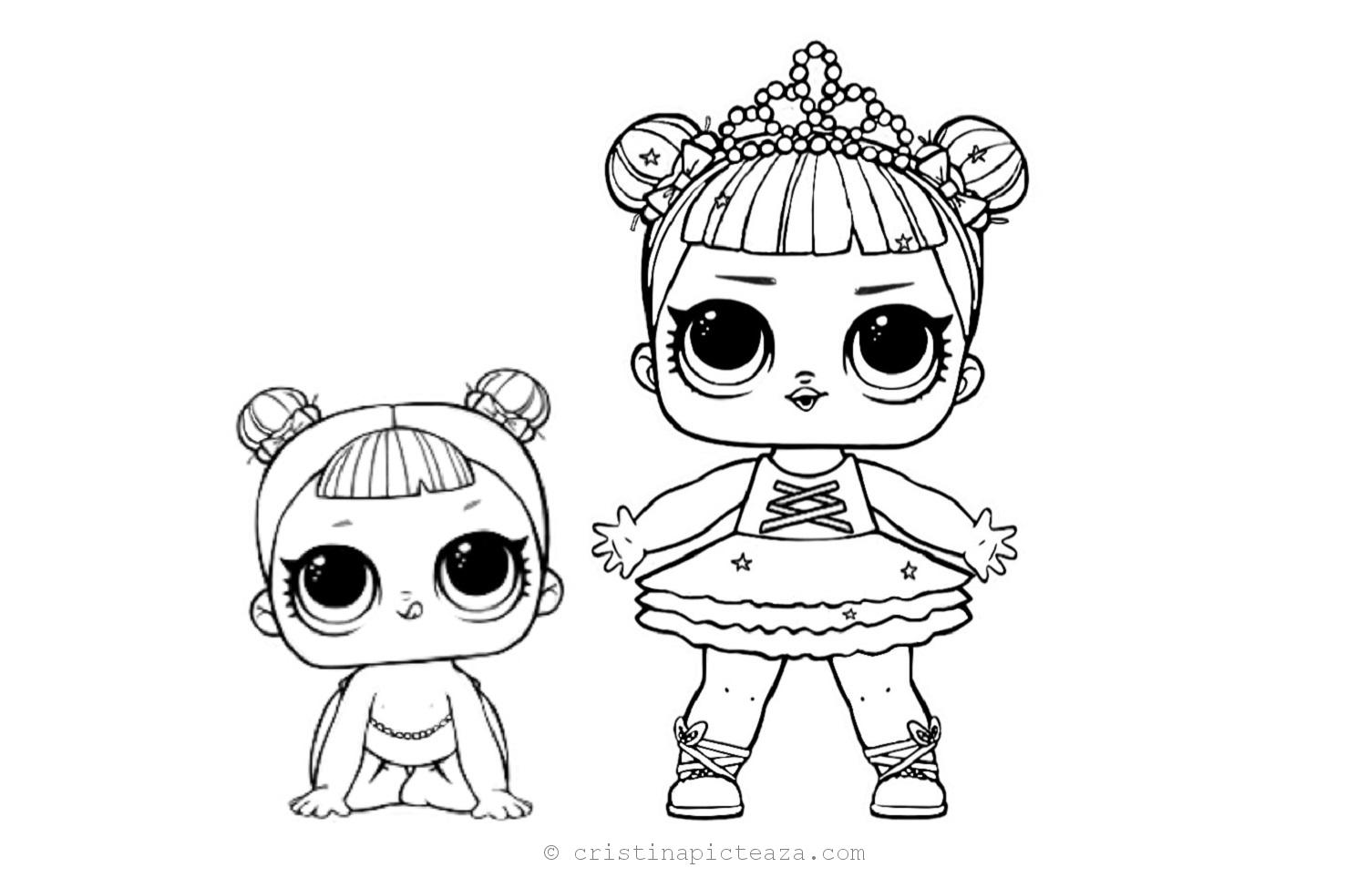 Lol Big Sister Coloring Pages - Novocom.top