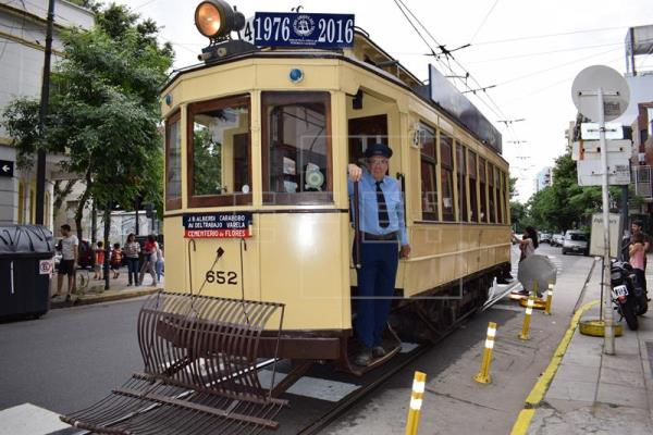 imagen 2 1 - Una asociación invita a los argentinos a recorrer el Buenos Aires del tranvía
