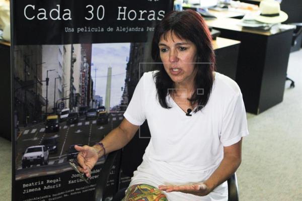 imagen 2 - El filme 'Cada 30 horas' narra drama de la violencia de género en Argentina