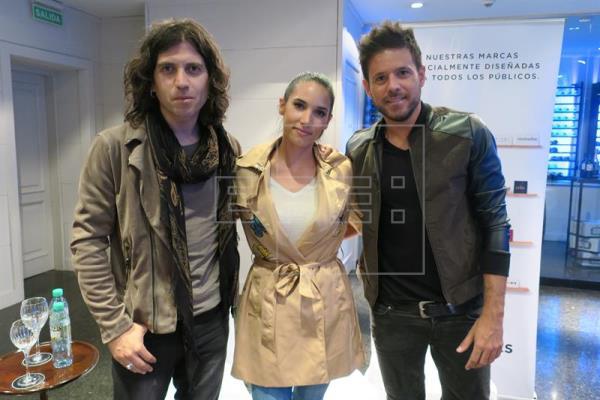 """1 - Buenos Aires """"inspira"""" y """"enamora"""" a Pablo López, India Martínez y Rulo Gutiérrez"""