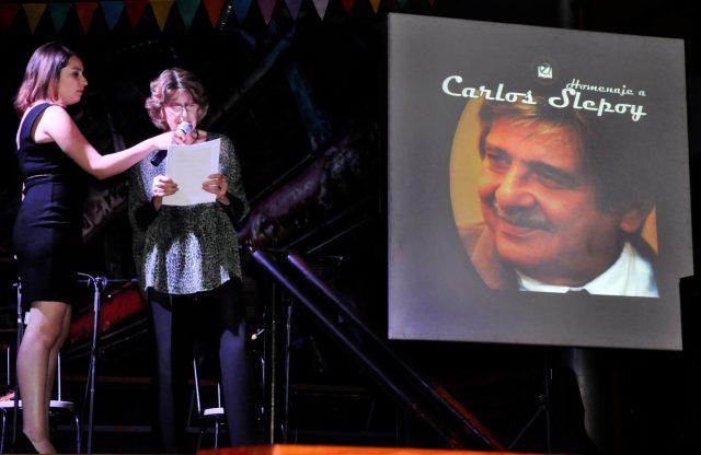 homenaje a Carlos Slepoy 9 1024x666 - Presentadora