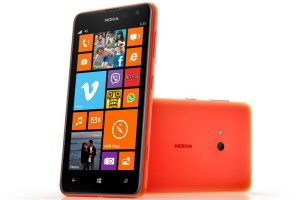 windows phone lumia 625 red
