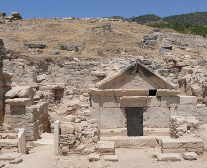 Descubren la supuesta tumba del apóstol Felipe