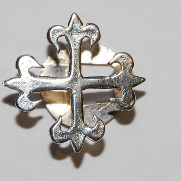 Pin-plata