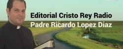 Reflexión Padre Ricardo López Diaz – No dejes la salsa