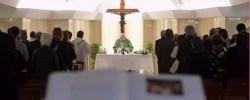 Homilía de Papa: El remordimiento es síntoma de salvación