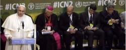 16 de octubre: el Papa Francisco visitó la FAO, en la Jornada Mundial de la Alimentación