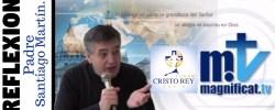 Padre Santiago Martín. – LA EUCARISTÍA, FUENTE DE VIDA