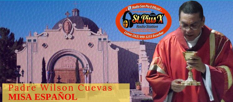 Misa Dominical FR. Wilson Cuevas Domingo 20 Enero 2019