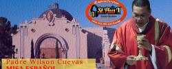 Miercoles de Ceniza Español  –  FR. Wilson Cuevas  – Miercoles 06 Marzo 2019
