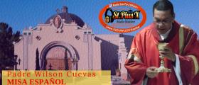 Misa Dominical Español  –  FR. Wilson Cuevas  – Domingo 2 Julio 2019