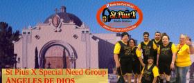 Ángeles de Dios Sábado 28 Julio  2018 – Entrevista Leticia Wilson de Paso del Norte Children's Development Center