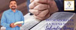 Salvador Gómez -el amor y la amistad