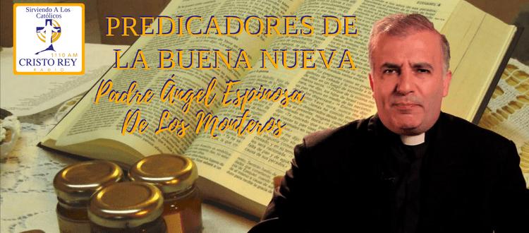 Padre Angel Espinosa De los Monteros  - charla a los jóvenes en Apóstoles, Misiones