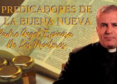 Padre Angel Espinosa De los Monteros  – charla a los jóvenes en Apóstoles, Misiones