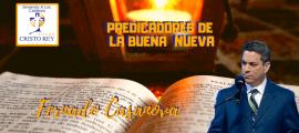 Predica FERNANDO CASANOVA  –   El combate de la Fe