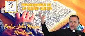 Predica Padre John Mario  Montoya  – Llenos del Espíritu