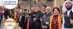 Card. Parolin: en Irak toqué la fe de una iglesia mártir
