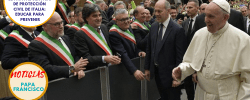 El Papa al Servicio de Protección Civil de Italia: educar para prevenir