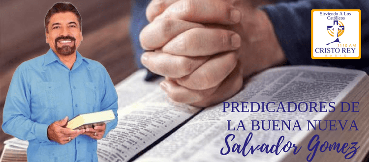 Salvador Gómez - En Entrevista por Catolin