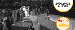 """Hace 80 años Pío XII, """"puente"""" entre dos épocas"""