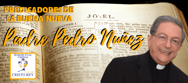 Predica Padre Pedro Nuñez - LOS PILARES DE LA FE