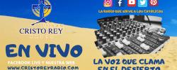 Cristo Rey Radio En Vivo  Martes 18 Febrero 2020