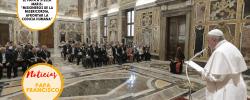 Papa: la oración crea fraternidad, rompe barreras y anima esperanza