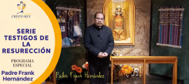 Padre Frank Hermandez Miércoles 224 Junio 2020 tema Ser Discípulos