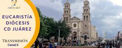 #MisaDiaria  misa Padre Eduardo Hayen Cuarón párroco de la Catedral de Ciudad Juárez – Nuestra Señora De Guadalupe,  #MisaDiaria #Quedateencasa #XEJTV   05 Mayo 2020