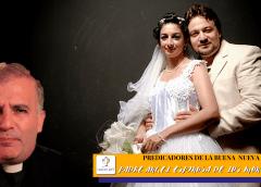 Padre Angel Espinosa De los Monteros  – El diálogo en el matrimonio