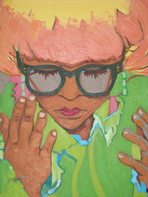 Artwork by Fola Idowu