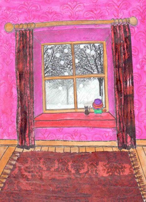 Some of Gemma's amazing artwork...