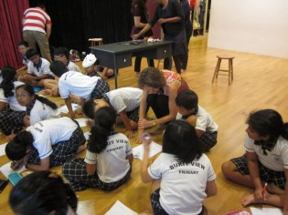 Bukit View Primary School author visit-13