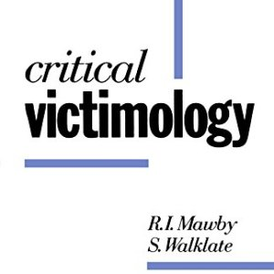 Critical Victimology: International Perspectives