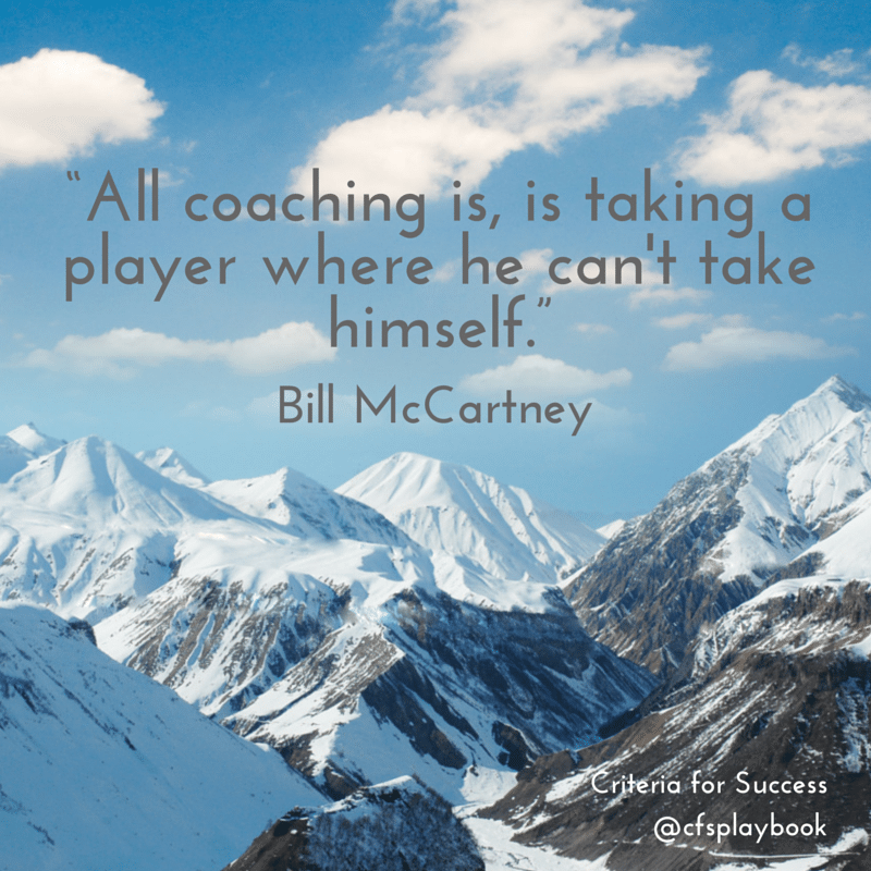 30 Inspirational Quotes On Sales Coaching Criteria For Success