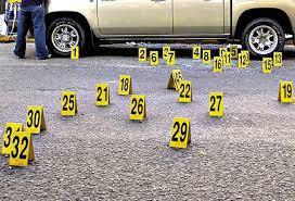 Las 13 muertes violentes se produjeron en menos de 48 horas.