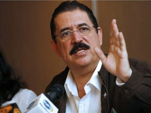 Manuel Zelala, expresidente de Honduras