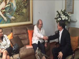 De nada sirvió tanta reunión con Manuel Zelaya si al final Biehl terminó despotricando contra el expresidente. !Que bajo nivel de facilitador!