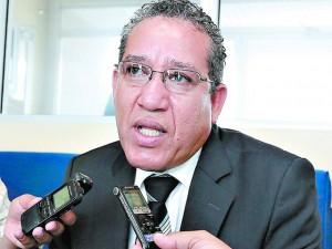 Mario Diaz, presidente de la Asociacion de Jueces por la Democracia.